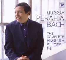 Bach The Complete English Suites, Perahia