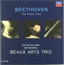 Beethoven The Piano Trios, Beaux Arts Trio