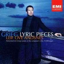 Grieg Lyric Pieces - Andsnes