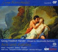 HANDEL Acis and Galatea - Arranged by Mendelssohn