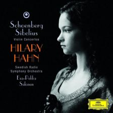 Hilary Hahn - Schoenberg and Sibelius