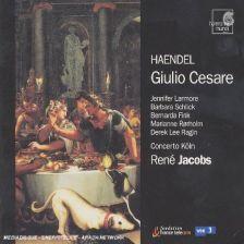 HANDEL Giulio Cesare