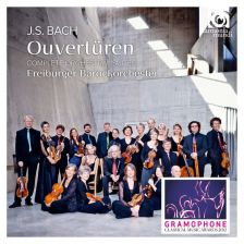 JS Bach Orchestral Suites, Freiburg Baroque Orchestra