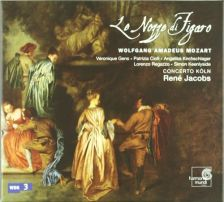 Mozart, Marriage of Figaro, Rene Jacobs