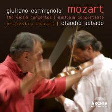 Mozart, The Violin Concertos, Abbado