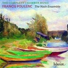 Poulenc the complete chamber music