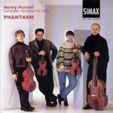 Purcell Complete Fantasia for Viols