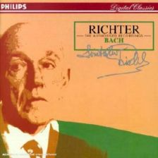 Richter The Authorised Recordings: Bach