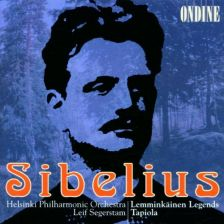 Sibelius Orchestral Works