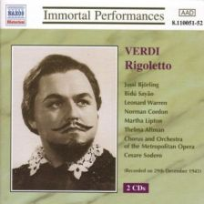 Verdi - Rigoletto - Bjorling