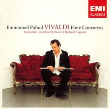VIVALDI Concertos for Flute and Orchestra