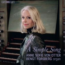 BIS2327. Anne Sofie von Otter: A Simple Song