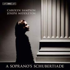 BIS2343. SCHUBERT A Soprano's Schubertiade