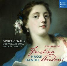 A Tribute to Faustina Bordoni