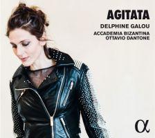 ALPHA371. Delphine Galou: Agitata
