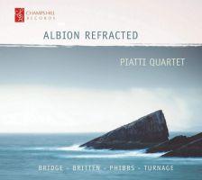 CHRCD145. Piatti Quartet: Albion Refracted