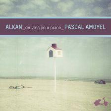 LDV11. ALKAN Piano Works. Pascal Amoyel