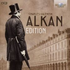 95568. ALKAN Edition: The major piano works, chamber music, chamber concertos and organ music