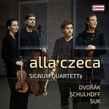 C5257. Signum Quartett: Alla Czeca