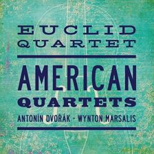 AR1701. DVOŘÁK String Quartet No 12 MARSALIS String Quartet No 1