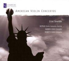 American Violin Concertos