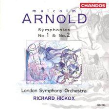 Arnold Symphonies Nos 1 & 2 – Hickox