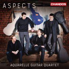 CHAN10928. Aquarelle Guitar Quartet: Aspects