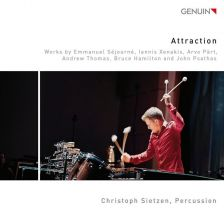 GEN17455. Christoph Sietzen: Attraction