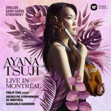 90295 70290. Ayana Tsuji Live in Montreal