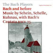 HPM012. The Bach Players: Bach and before