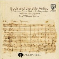 SAND0003. Bach and the Stile Antico