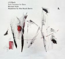 ACC30410. JS BACH Solo Cantatas for Bass