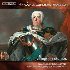 BIS2231. JS BACH Celebratory Cantatas VIII