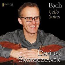 888295 628693. JS BACH Solo Cello Suites (Skoraczewski)