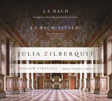 2564 63686-9. JS BACH Complete Solo Keyboard Concertos