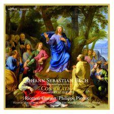 MIR332. JS BACH Consolatio (Cantatas)