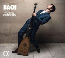 ALPHA361. JS BACH Solo Cello Suite No 1 (Dunford)