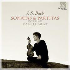 JS BACH Sonatas & Partitas BWV1001-3