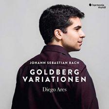 HMM90 2283/4. JS BACH Goldberg Variations (Ares)