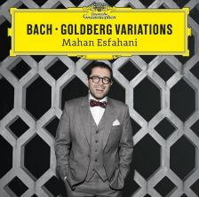 479 5929GH. JS BACH Goldberg Variations