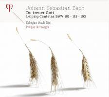 LPH027. JS BACH Leipzig Cantatas BWV101, 115, 103