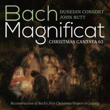 CKD469. JS BACH Magnificat. Christmas Cantata 63