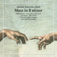 CPO777 851-2. JS BACH Mass in B minor