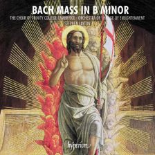 CDA68181/2. JS BACH Mass in B minor (Layton)