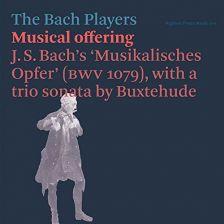 HPM011. JS BACH Musical Offering