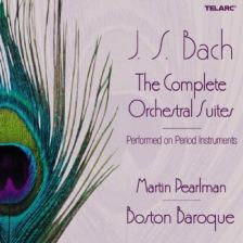 Bach Complete Orchestral Suites