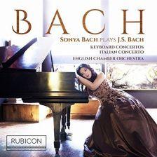 RCD1006. Sonya Bach plays JS Bach