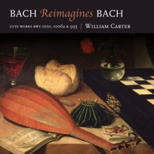 CKD445. Bach Reimagines Bach