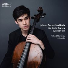 SLE70010. JS BACH Six Solo Cello Suites, BWV1007-1011