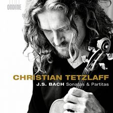 ODE1299-2D. JS BACH Sonatas and Partitas (Tetzlaff)